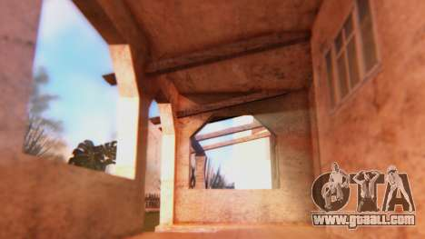 Jungles 3.0 for GTA San Andreas