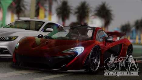 ENB KISEKI V3 for GTA San Andreas fifth screenshot