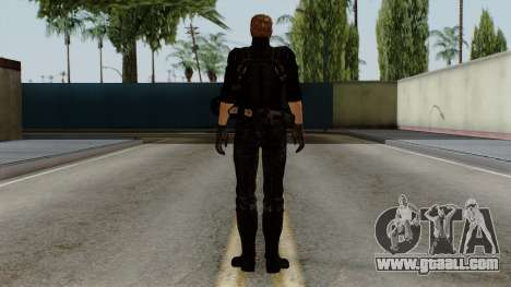 Wesker Midnight for GTA San Andreas third screenshot