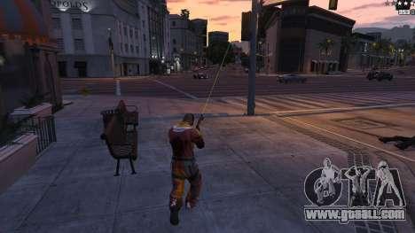 Laser sight for GTA 5