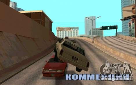 Veh Jump for GTA San Andreas second screenshot