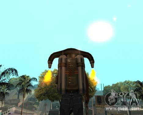 HQ Effects and Sun Final Version for GTA San Andreas