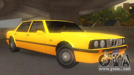 Vincent E30 for GTA San Andreas