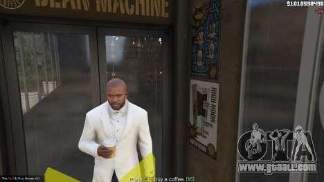 GTA 5 Coffee shops in GTAV fifth screenshot