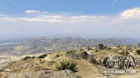GTA 5 New weather and lighting v2.0 second screenshot
