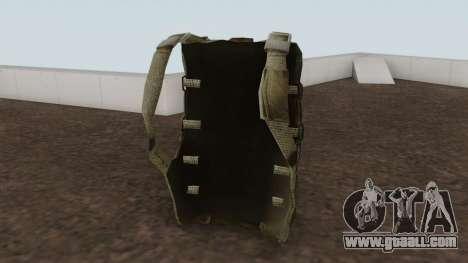 Original HD Parachute for GTA San Andreas second screenshot