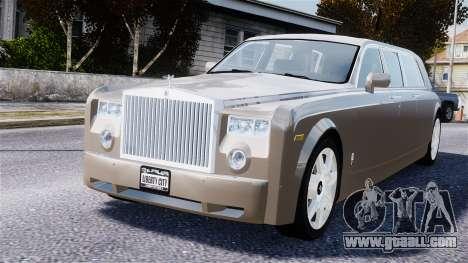 Rolls-Royce Phantom LWB for GTA 4