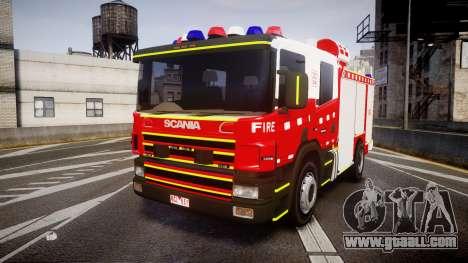 Scania 94D 260 Victorian CFA [ELS] for GTA 4