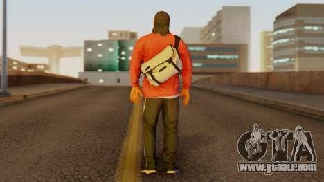 [BF Hardline] Gang Professional for GTA San Andreas third screenshot