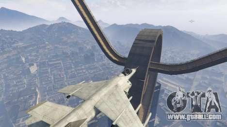 GTA 5 Maze Bank Loop The Loop third screenshot