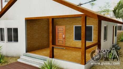 Big Smoke House for GTA San Andreas third screenshot