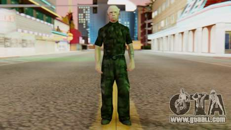 Old Wmyammo for GTA San Andreas second screenshot