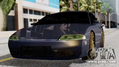 Mitsubishi Eclipse GSX SA Style for GTA San Andreas