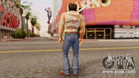 Wolverine v1 for GTA San Andreas third screenshot
