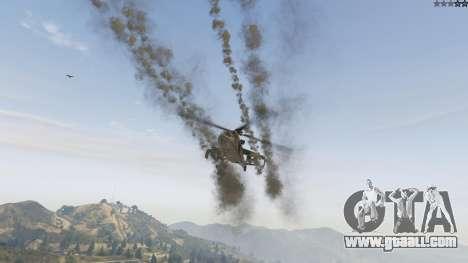 GTA 5 Realistic rocket pod 2.0 second screenshot