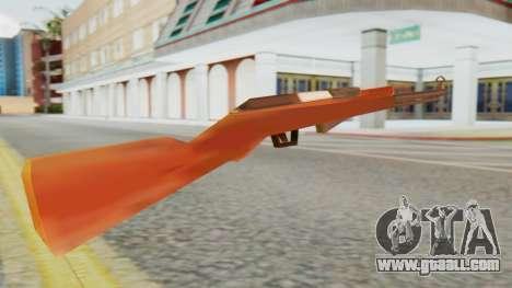 SKS SA Style for GTA San Andreas second screenshot