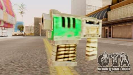 Warhammer Tec9 for GTA San Andreas