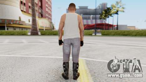 [GTA5] The Lost Skin6 for GTA San Andreas third screenshot
