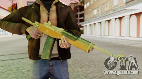Ruger for GTA San Andreas third screenshot