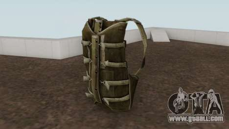 Original HD Parachute for GTA San Andreas