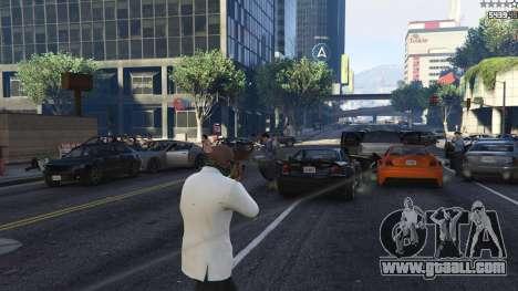 GTA 5 Strapped Peds third screenshot