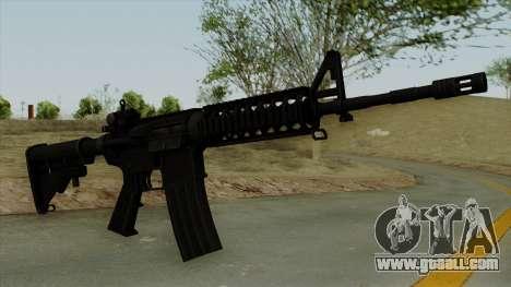 AR-15 Ironsight for GTA San Andreas
