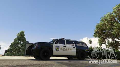 GTA 5 Raccoon City Vehicles seventh screenshot