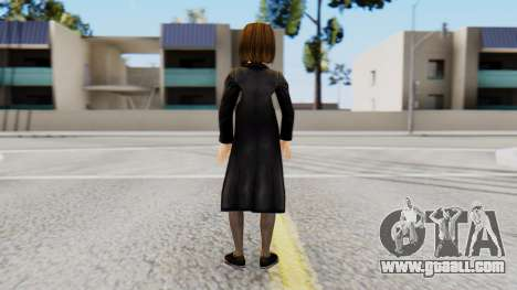 Lara Croft Child for GTA San Andreas third screenshot