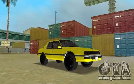 GTA IV Willard Yellow Submarine for GTA Vice City