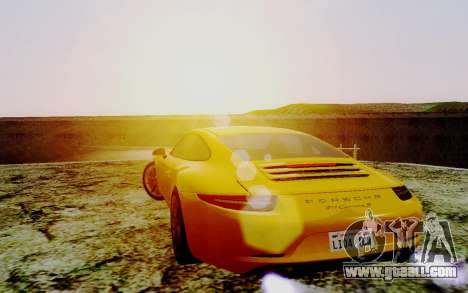 ENB Series HQ Graphics v2 for GTA San Andreas