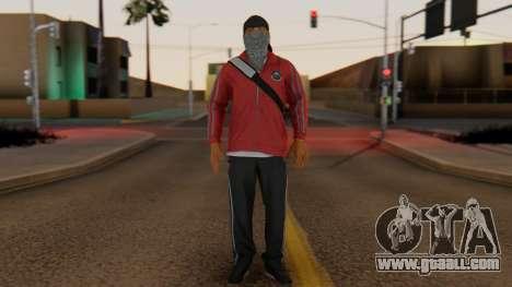 [BF Hardline] Gang Professional for GTA San Andreas second screenshot