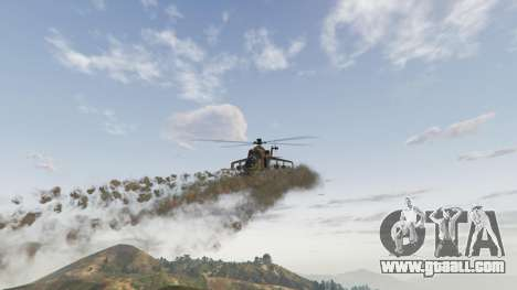 GTA 5 Realistic rocket pod 2.0 eighth screenshot