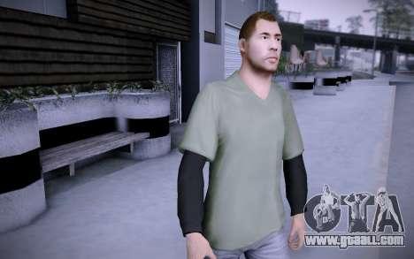New Santa Maria Beach for GTA San Andreas third screenshot