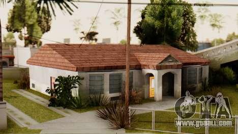 HD Grove Street for GTA San Andreas