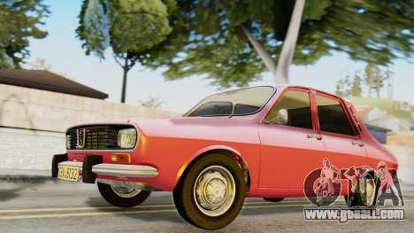 Dacia 1300 for GTA San Andreas