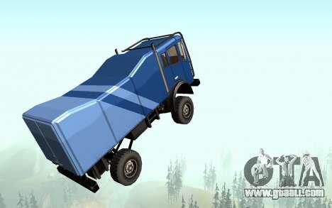 New Sky for GTA San Andreas forth screenshot