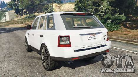 Range Rover Sport 2010 v0.7 [Beta] for GTA 5