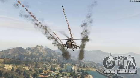 GTA 5 Realistic rocket pod 2.0 fifth screenshot