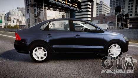 Volkswagen Polo for GTA 4 left view