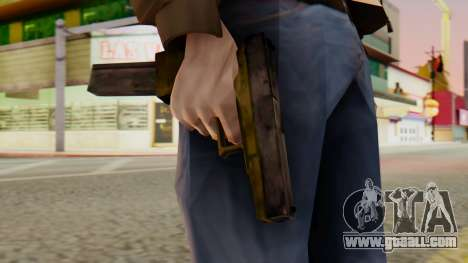 Glock 17 SA Style for GTA San Andreas third screenshot