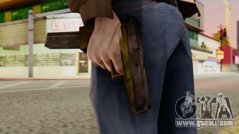 Glock 17 SA Style for GTA San Andreas third screenshot