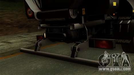 Panav Trailer for GTA San Andreas right view