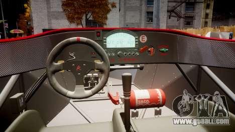 Radical SR8 RX 2011 [27] for GTA 4 back view