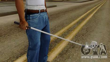 Original HD Golf Club for GTA San Andreas third screenshot