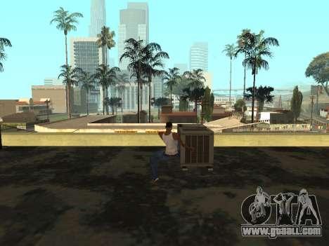 Animation from GTA Vice City for GTA San Andreas fifth screenshot