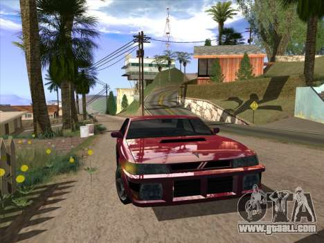 Ultimate Graphics Mod 2.0 for GTA San Andreas