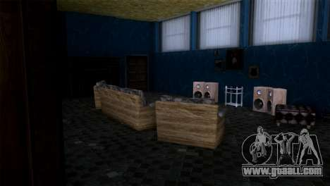 Retextured interior of the mansion MADD Dogg for GTA San Andreas forth screenshot