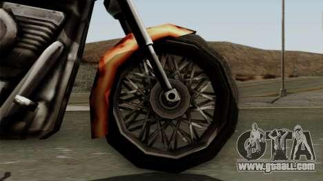 Freeway Diablo for GTA San Andreas right view