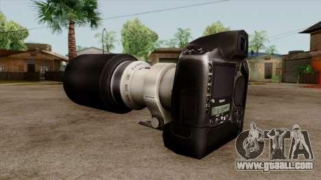 Original HD Camera for GTA San Andreas second screenshot