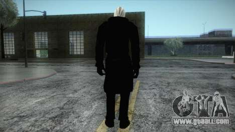 Franklyn Movie Skin for GTA San Andreas third screenshot